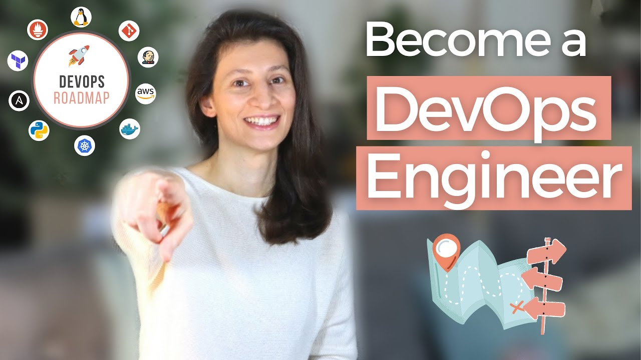 DevOps Roadmap 2021 – How to come to be a DevOps Engineer?